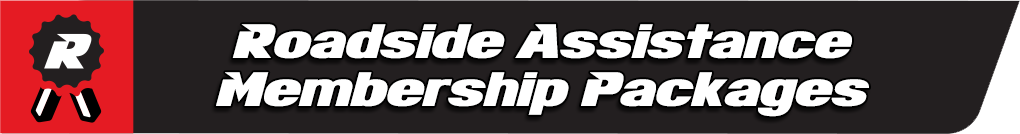 Roaside Assistance Membership Packages